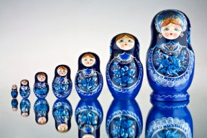Russian Doll content example