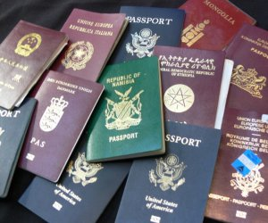 marketing internationally passports