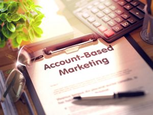 account-based marketing (ABM) performance