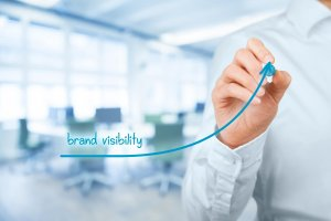 Brand search strategy visibility